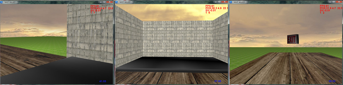 Generate interactive 3D virtual environments in seconds!